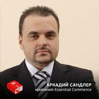 Рунетология (132): Основатель Essential Commerce Аркадий Сандлер