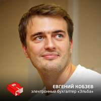 Руководитель проекта «Электронный бухгалтер «Эльба» Евгений Кобзев