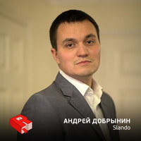 Андрей Добрынин, директор Slando (164)