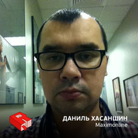 Данил Хасаншин